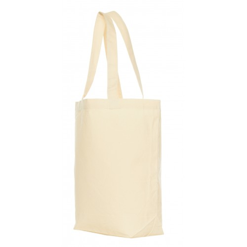 Canvas shopper small Ecru