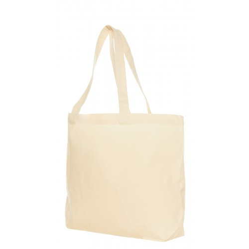 Canvas shopper breed | 300 grams | 48 x 36 x 11 cm